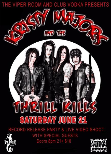 KRISTY MAJORS AND THE THRILL KILL